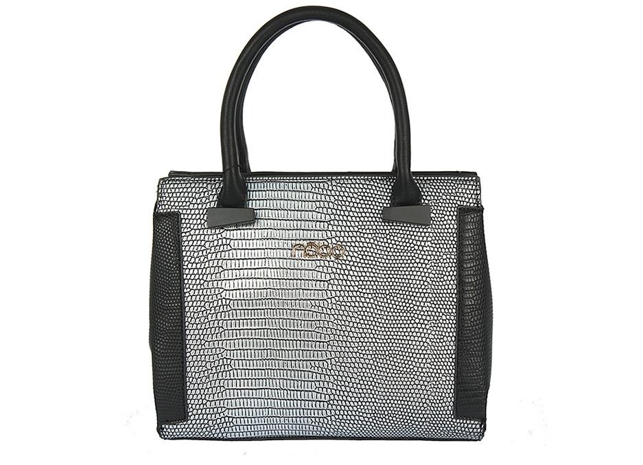 Nobo kabelka 1260, stříbrná