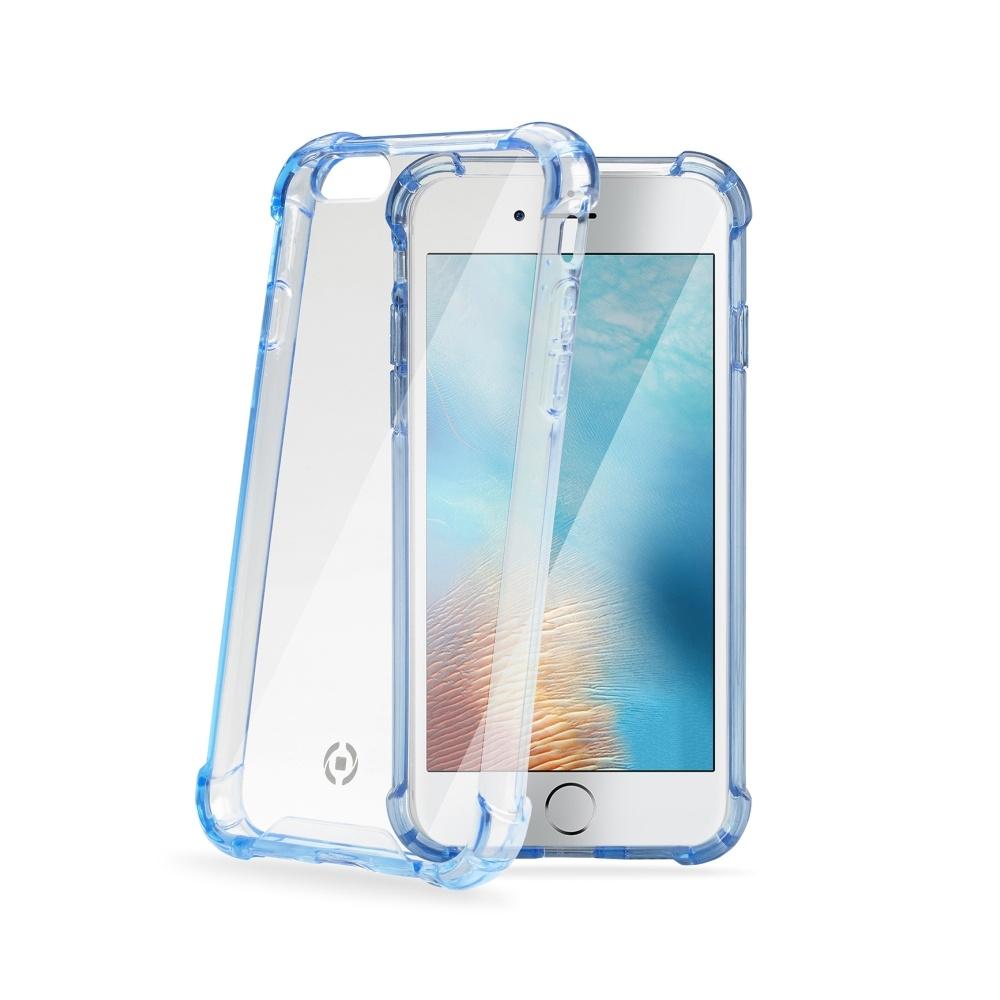 Zadní kryt Celly Armor pro Apple iPhone 7 - modrý ARMOR800LB