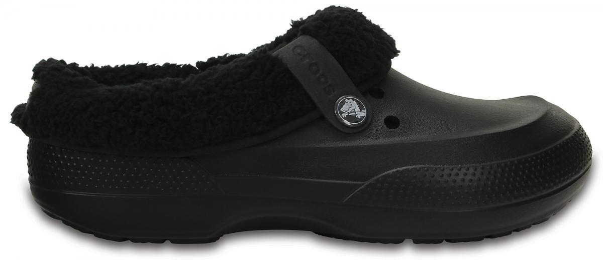 Crocs Classic Blitzen II Clog - Black, M5/W7 (37-38)