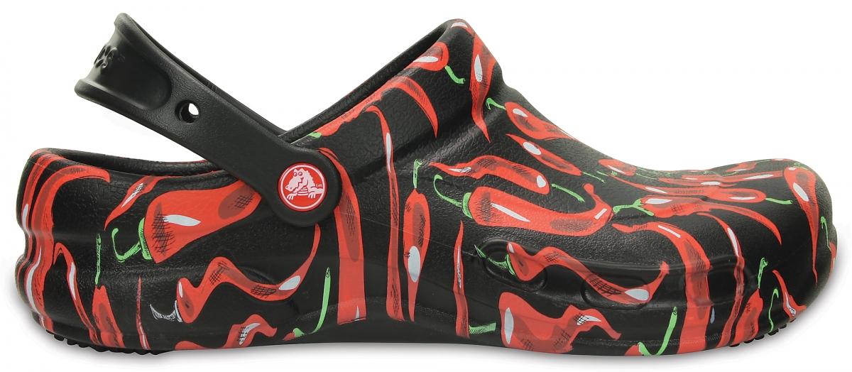 Crocs Work Bistro Peppers - Black, M10/W12 (43-44)
