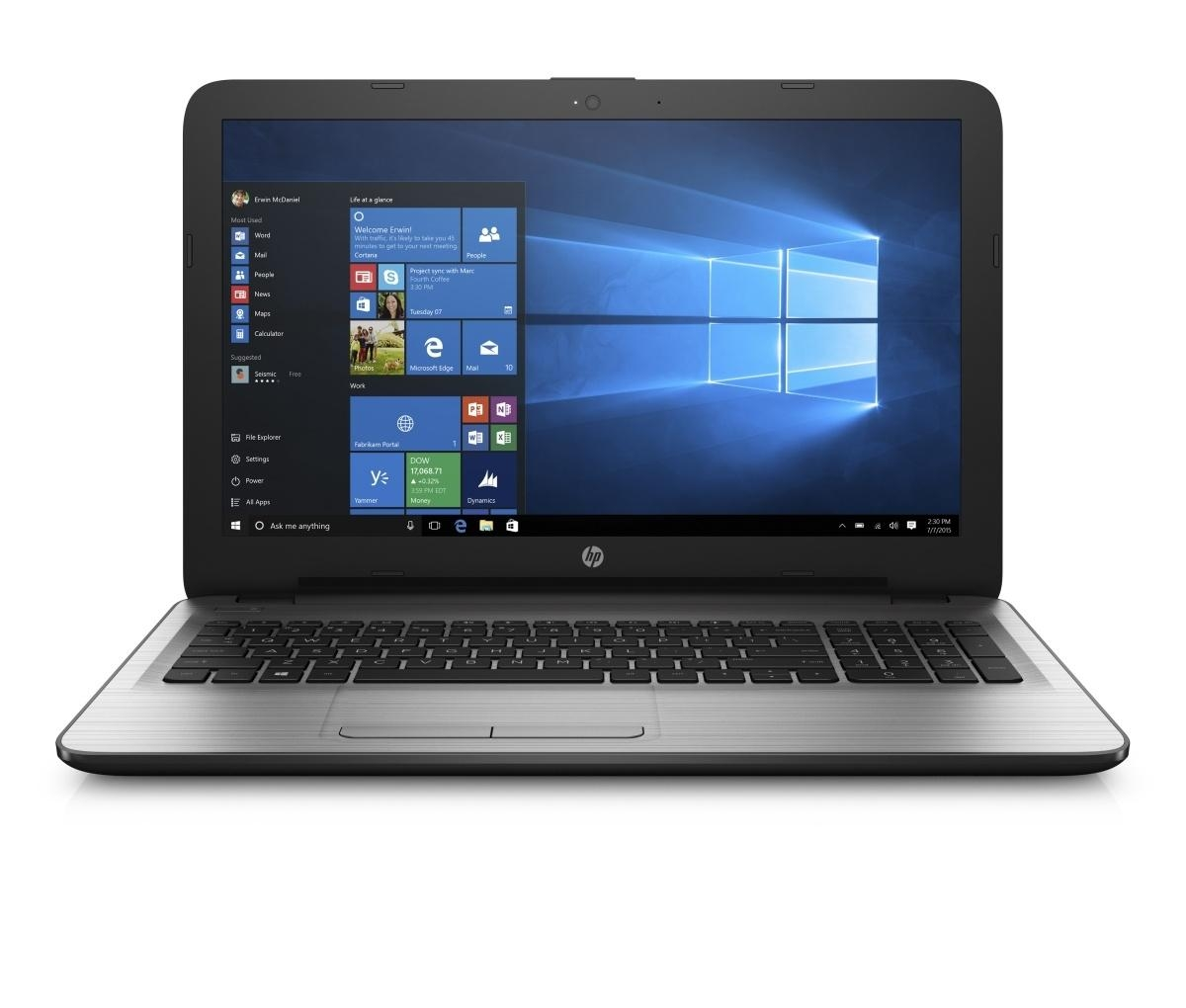 "HP 250 G5 15.6"" FHD/N3060/4GB/500GB/DVD/HDMI/VGA/RJ45/WIFI/BT/MCR/1RServis/W10 X0Q25ES#BCM"