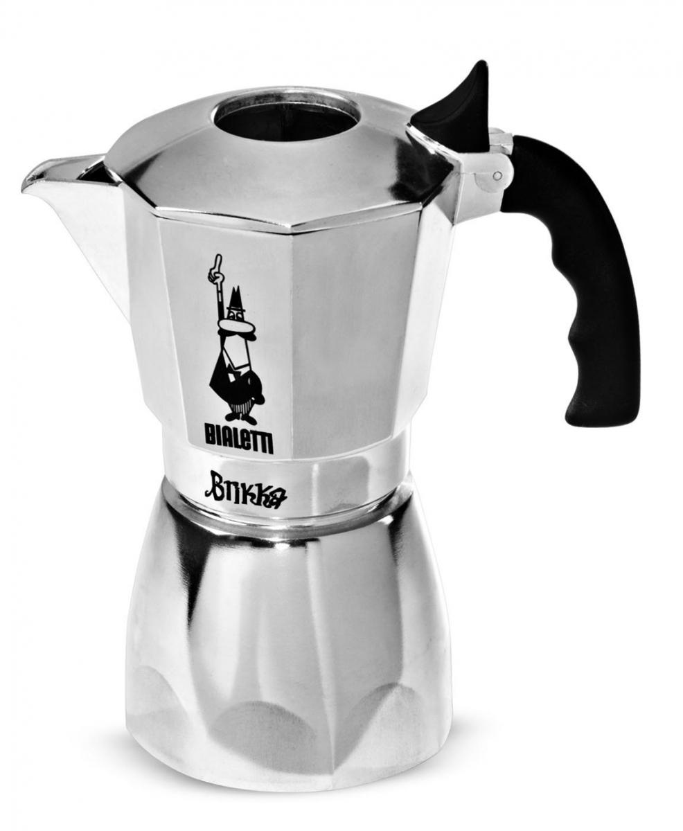Bialetti hliníkový kávovar Brikka Elite, 4 šálky