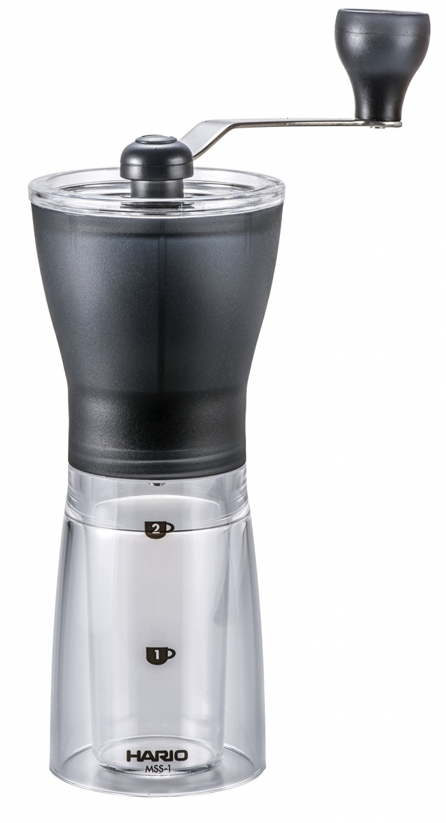 Hario mlýnek na kávu Mini Mill Slim MSS-1B