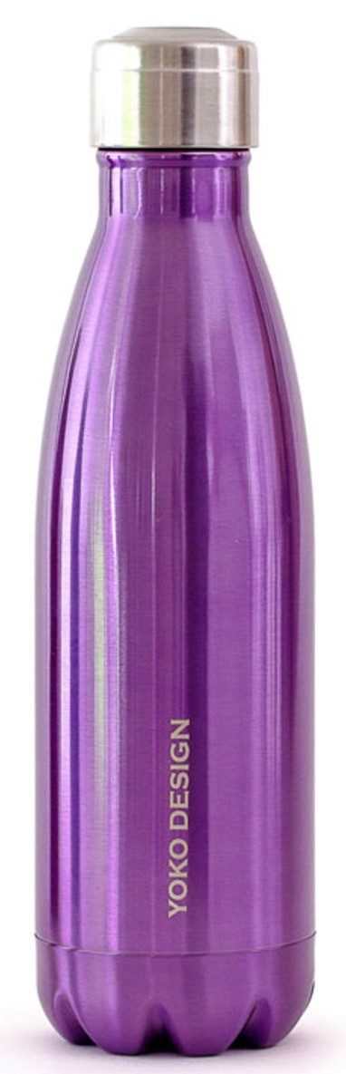 Yoko Design termolahev Isothermal Bottle, 500 ml - fialová