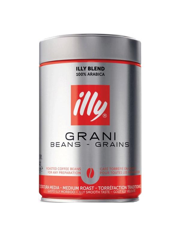 Illy Espresso NG zrnková káva, 250 gramů