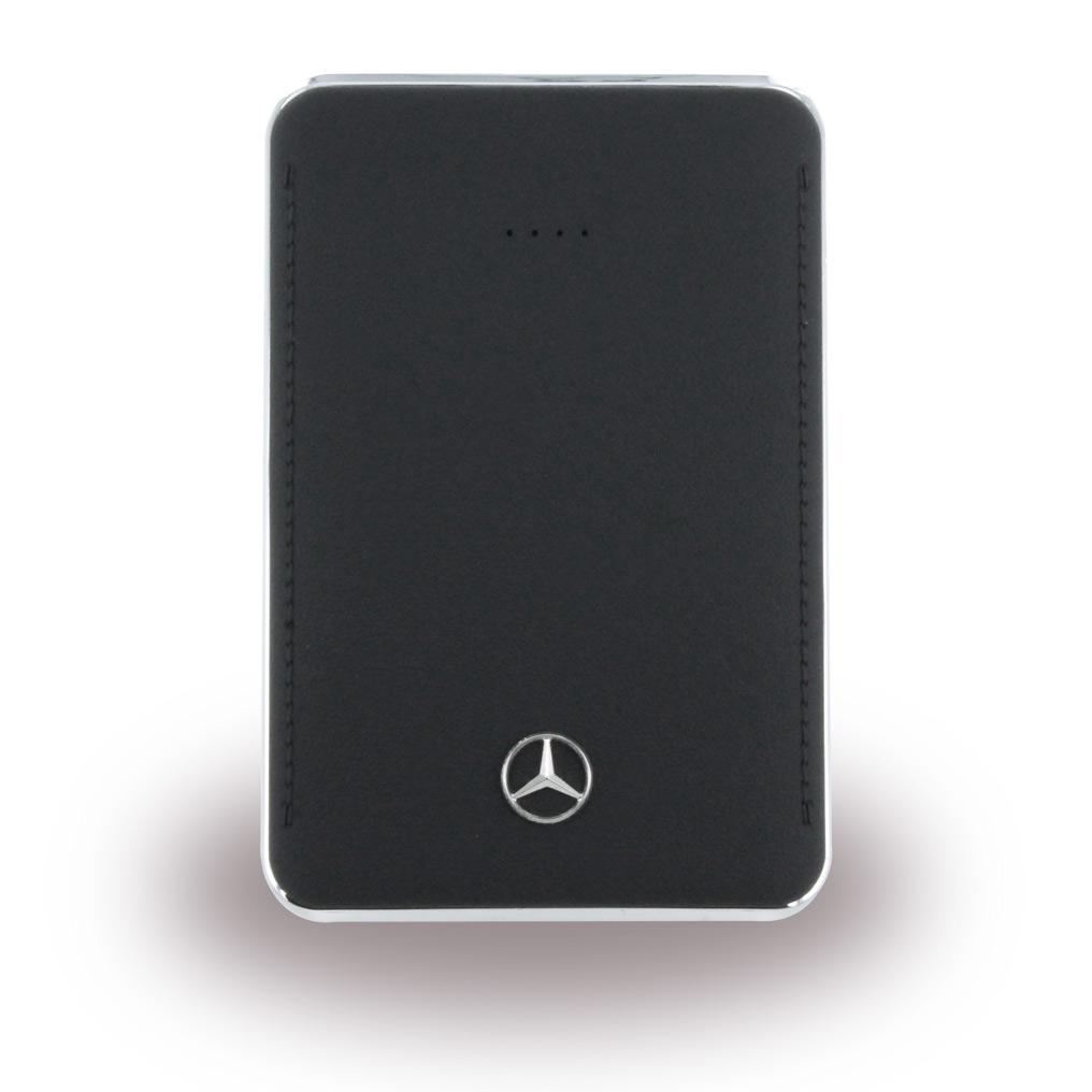 Externí baterie Mercedes Benz Power Bank MEPB50BK, 5000mAh, černá