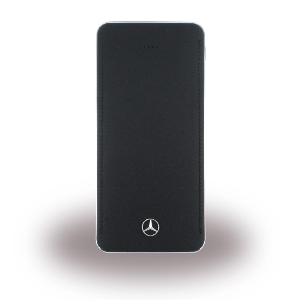 Externí baterie Mercedes Benz Power Bank MEPB10KBK, 10000mAh, černá