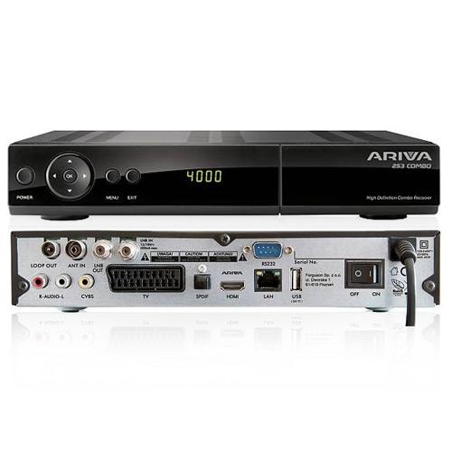 Ferguson Ariva 253 Combo DVB-T/T2, DVB-C, DVB-S/S2