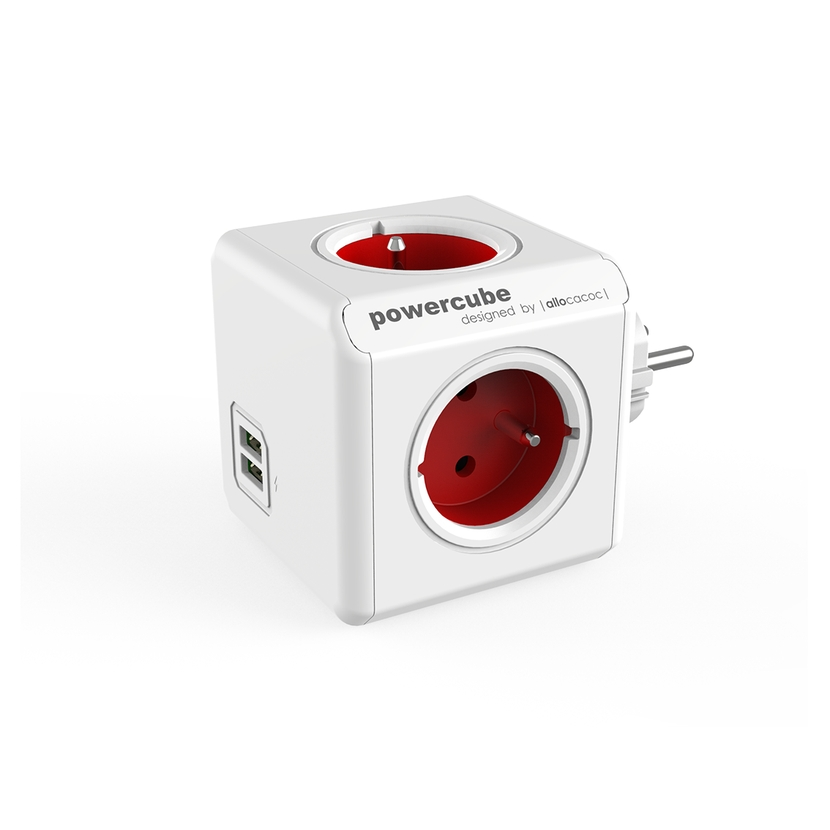 PowerCube Original USB - Red