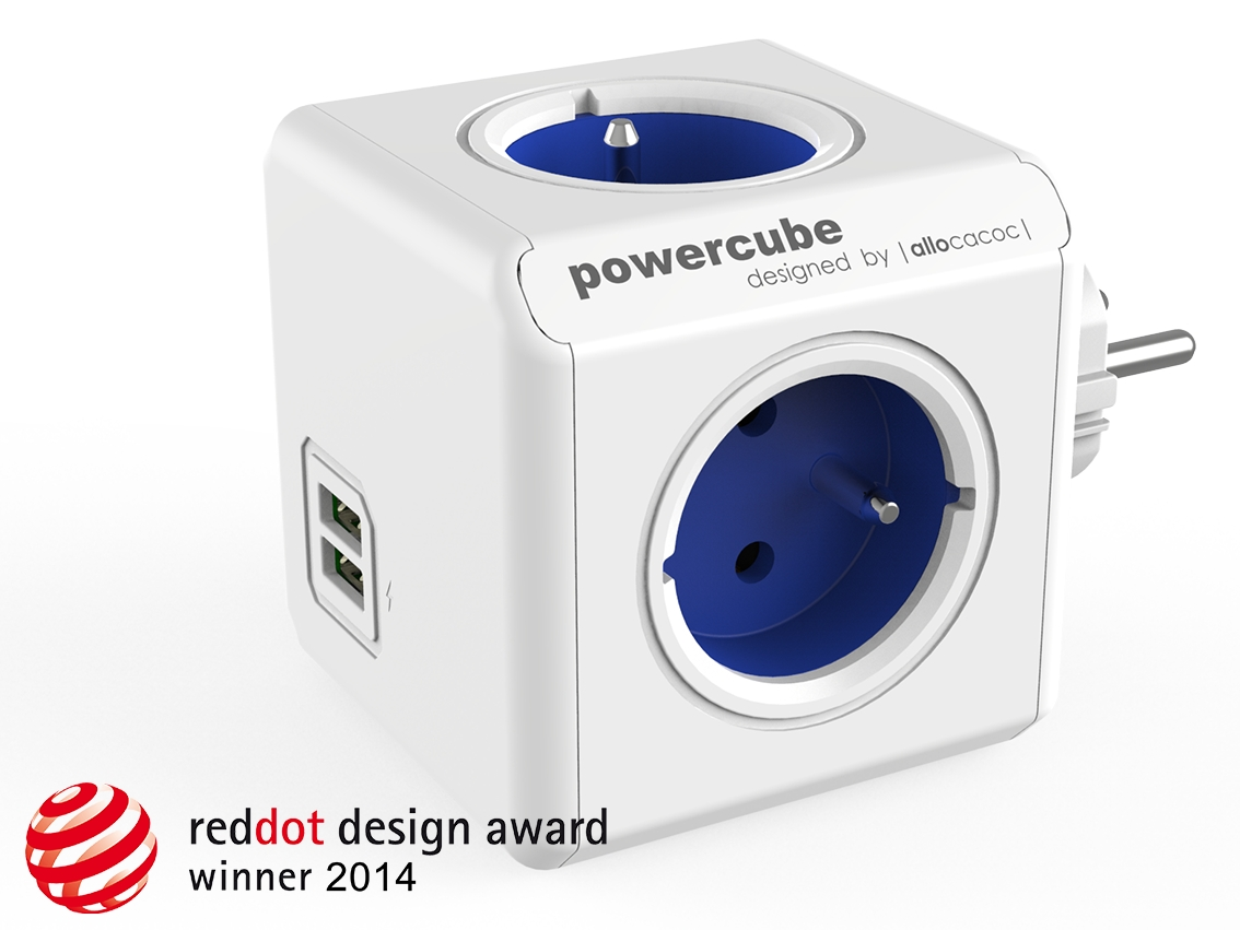 PowerCube Original USB - Blue