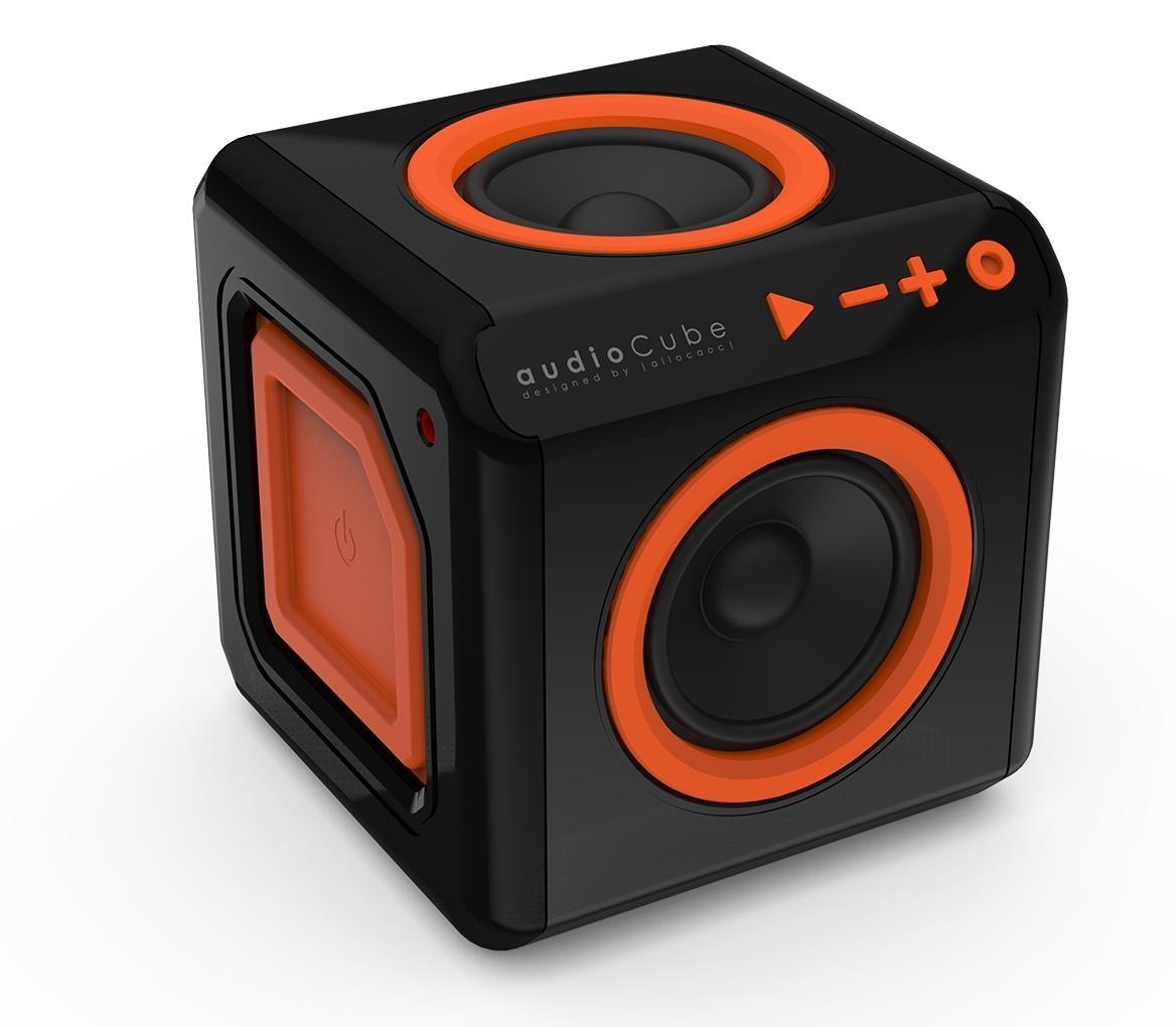 PowerCube audioCube - Light Black