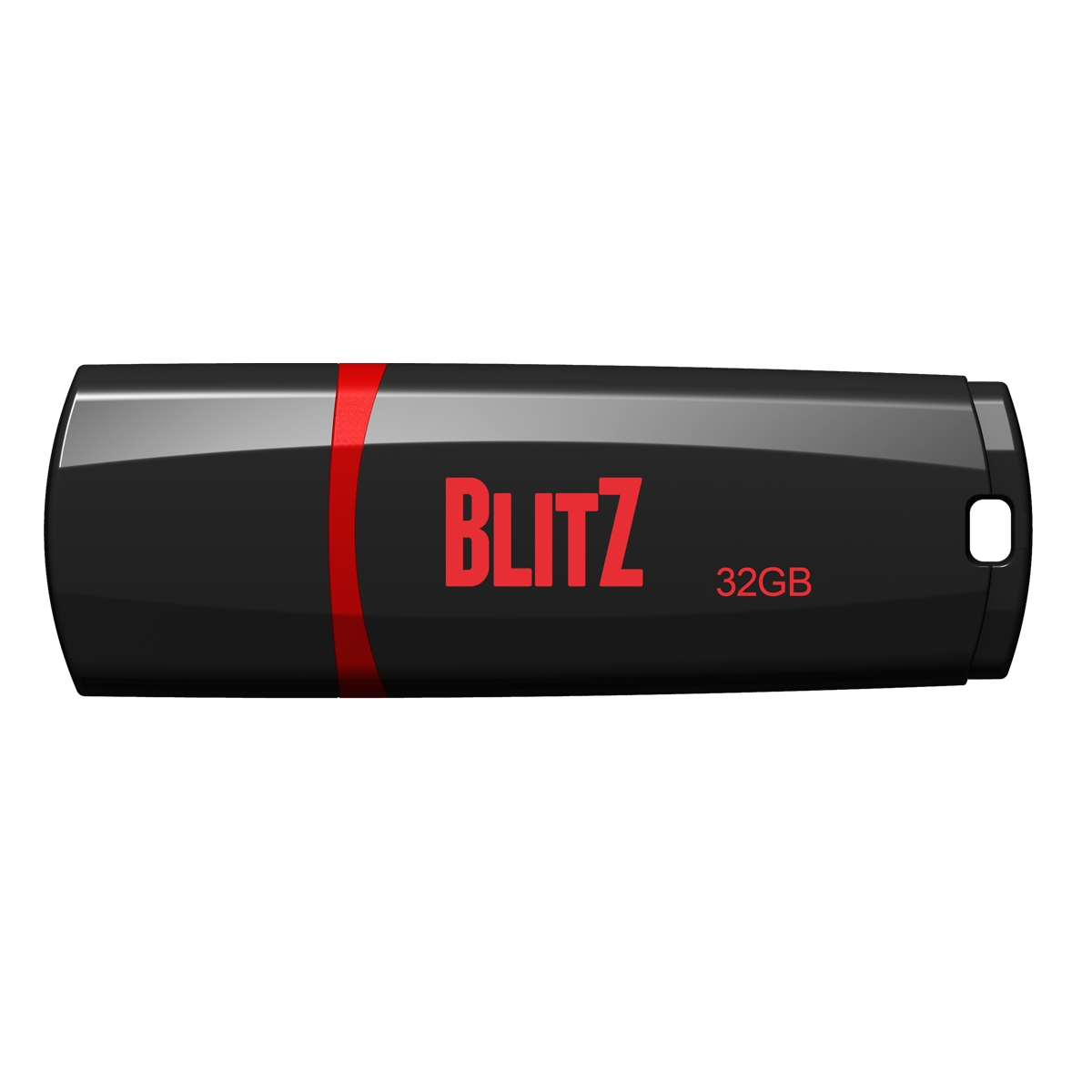 Flash disk Patriot Blitz, USB 3.0, 32GB, černý PSF32GBLZ3BUSB