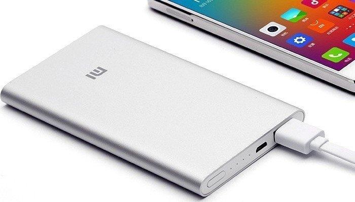 Xiaomi Power bank 5000 mAh Silver (NDY-02-AM) NDY-02-AM