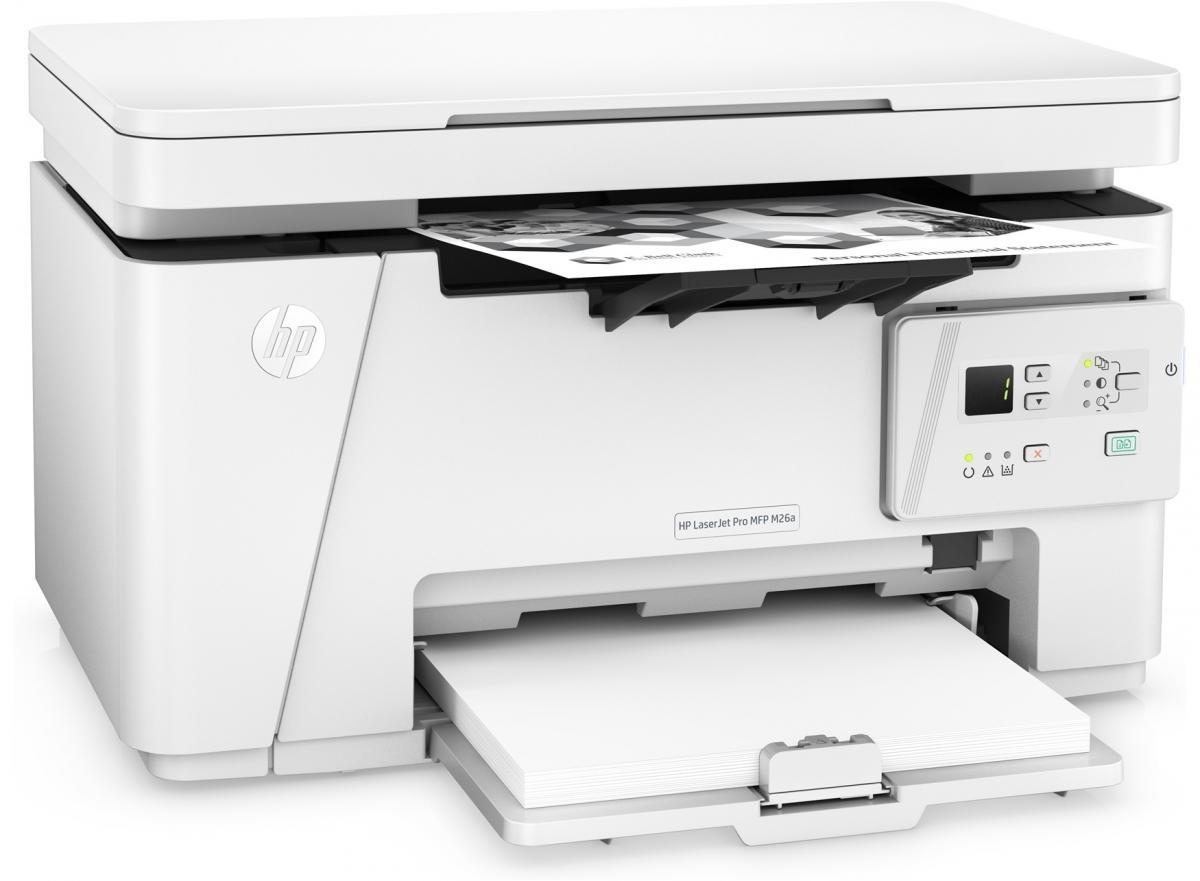 Trhák HP LaserJet Pro MFP M26a T0L49A