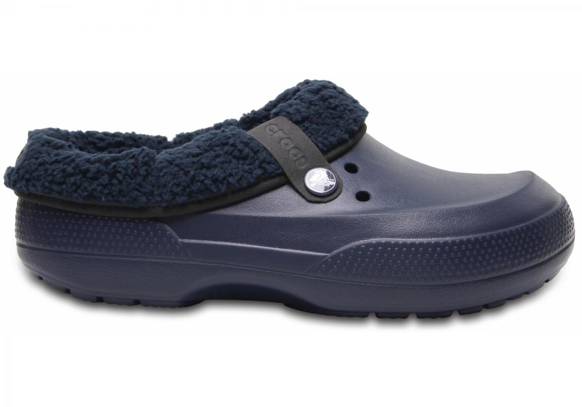 Crocs Classic Blitzen II Clog Navy, M8/W10 (41-42)