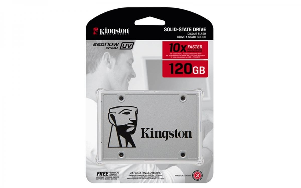120GB UV400 Kingston SATA3 2.5 550/350MBs (SUV400S37/120G) SUV400S37/120G
