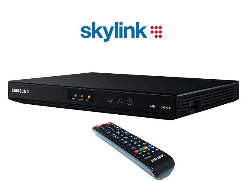 Satelitní přijímač Samsung EVO-S - Skylink Ready, twin tuner, Viacess Orca