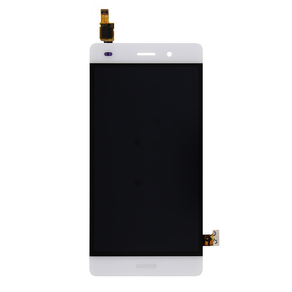 Huawei Ascend P8 Lite LCD Display + Dotyková Deska White