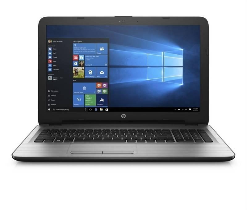 "Trhák HP 250 G5 15.6"" FHD/i3-5005U/4GB/256SSD/DVD/HDMI/VGA/RJ45/WIFI/BT/MCR/1RServis/W10-silver X0P52ES#BCM"