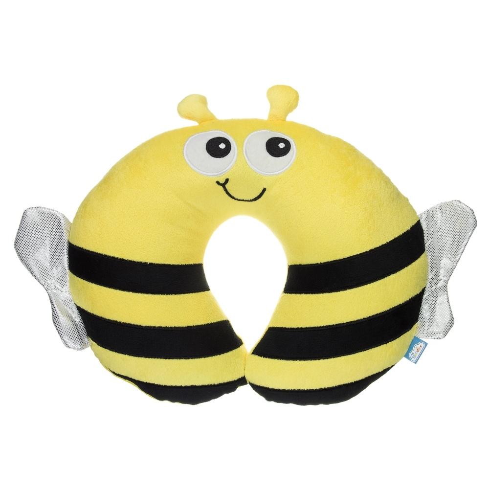 Dětský cestovní polštářek MY DOODLES, motiv BEE DDTPBEE