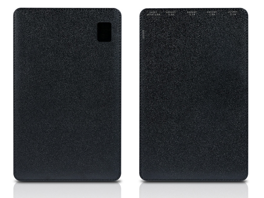 Remax Proda NoteBook PowerBank, 30.000mAh, 4x USB, - černá