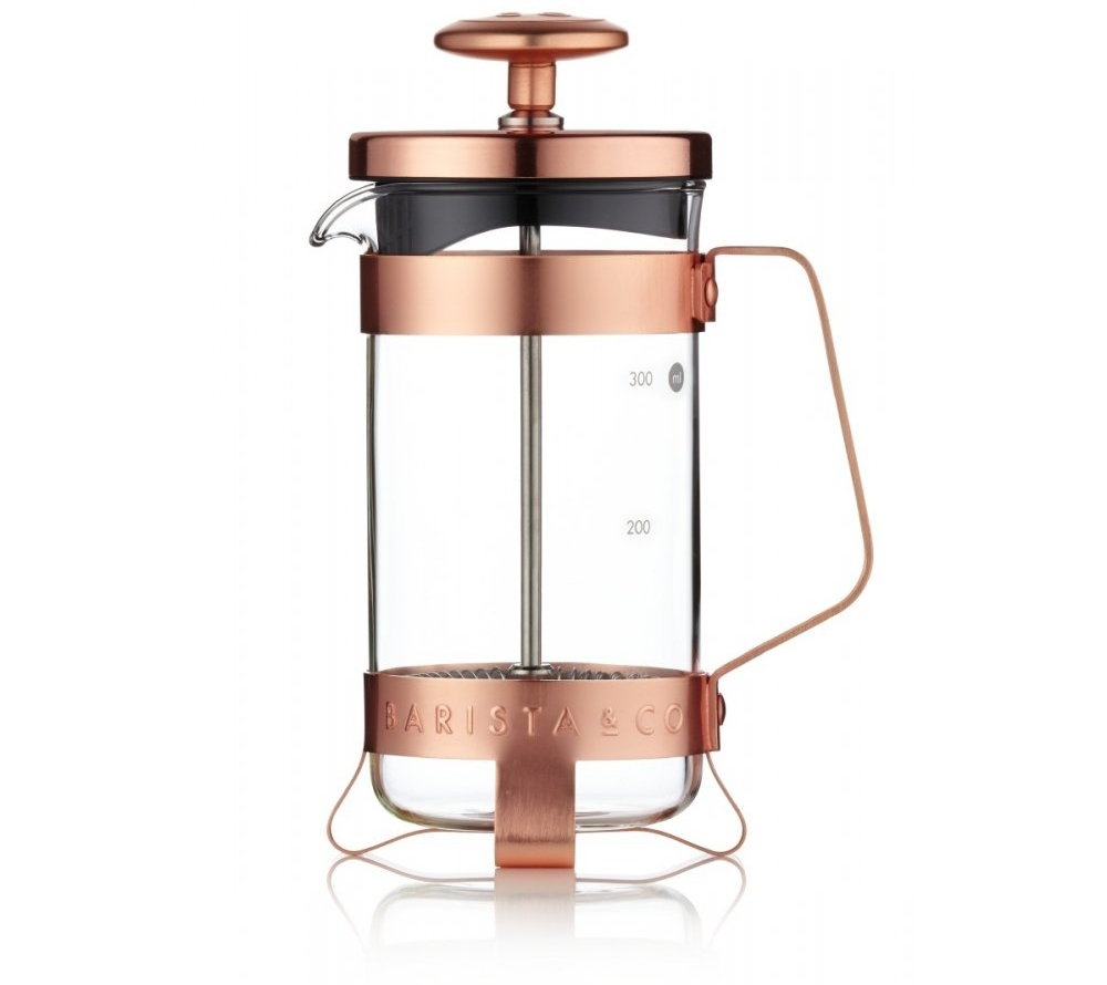 Barista & Co French press, 300 ml - Electric Coper