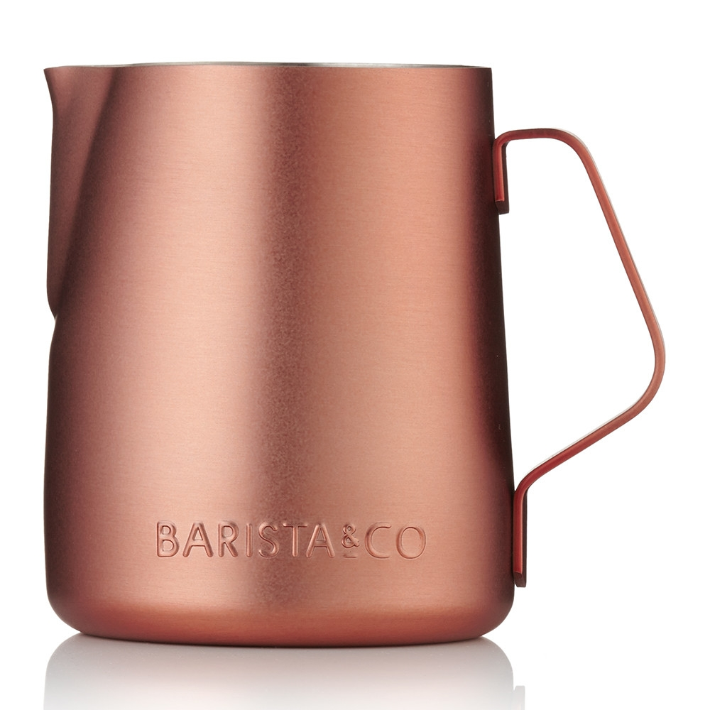 Barista & Co konvička na mléko, 350 ml, Midnight Copper
