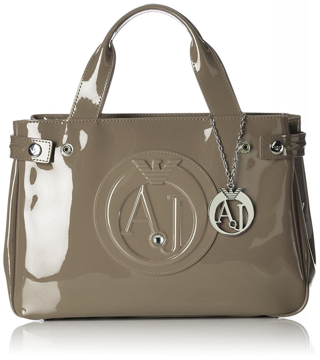 Armani Jeans Borsa Top-handle Bag, taupe