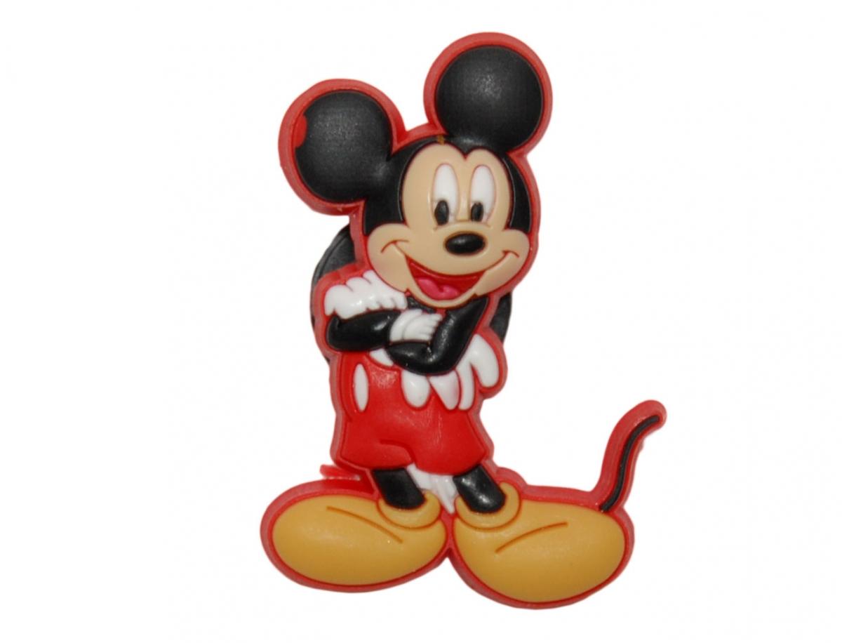 Jibbitz odznáček na boty Crocs Mickey Mouse