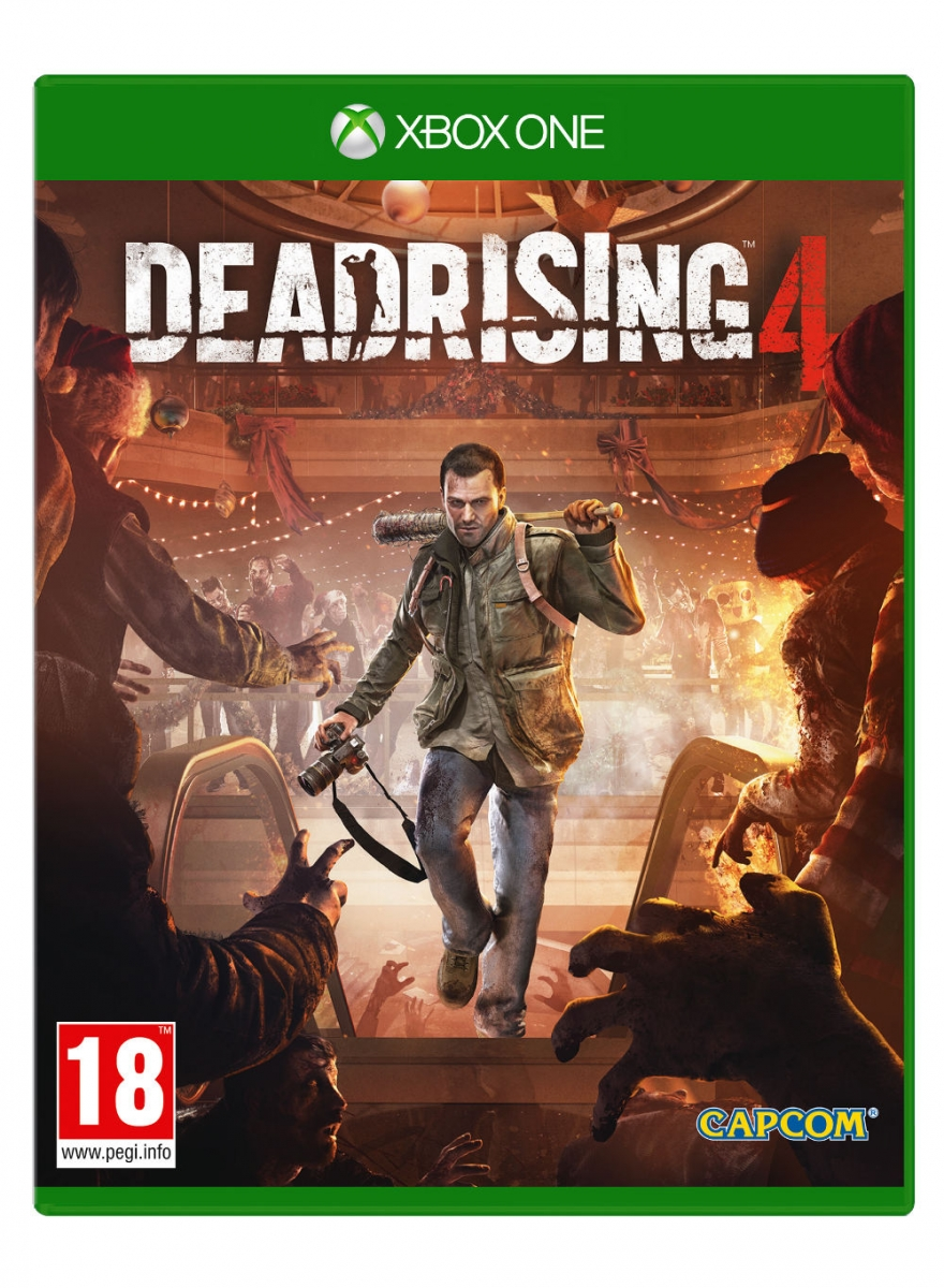 XBOX ONE - Dead Rising 4 6AA-00015