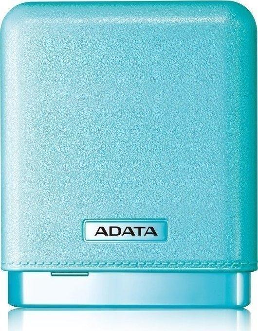 ADATA PV150 Power Bank 10000mAh - tyrkysová APV150-10000M-5V-CBL