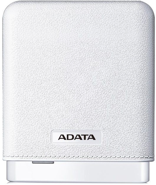 ADATA PV150 Power Bank 10000mAh - bílá APV150-10000M-5V-CWH