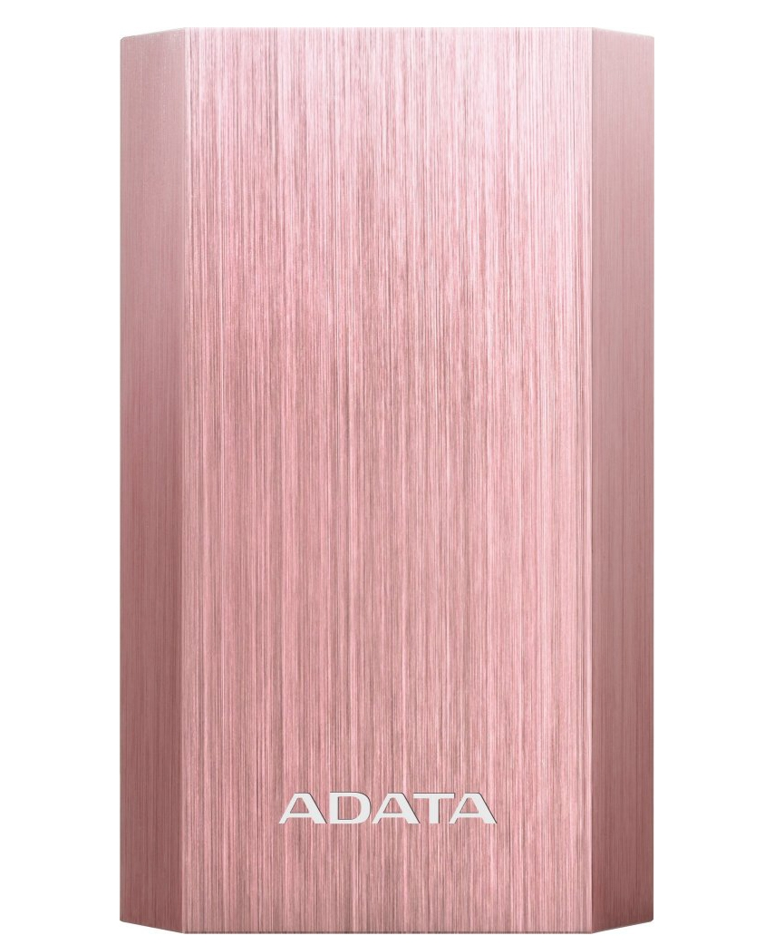 ADATA A10050 Power Bank 10050mAh - růžovo-zlatá AA10050-5V-CRG