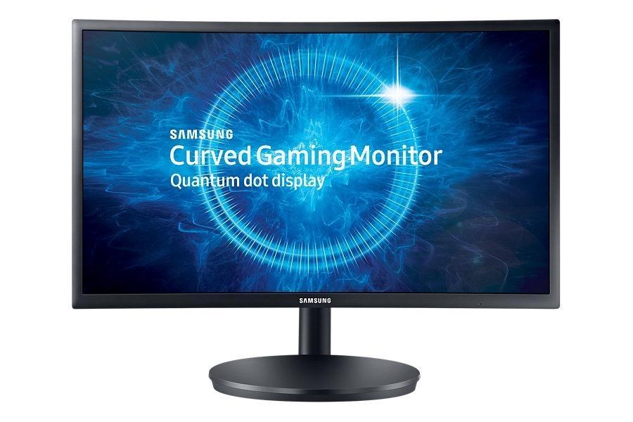 """24"""" Samsung C24FG70F - FullHD,D-Sub, HDMI LC24FG70FQUXEN"""