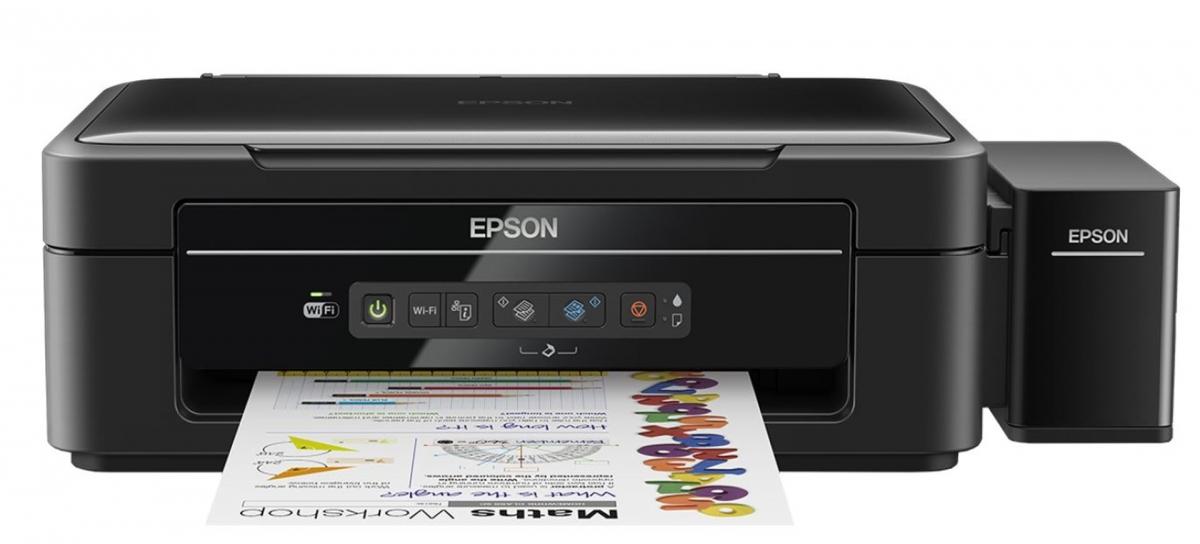 Multifunkční tiskárna Epson L386, barevná C11CF44401