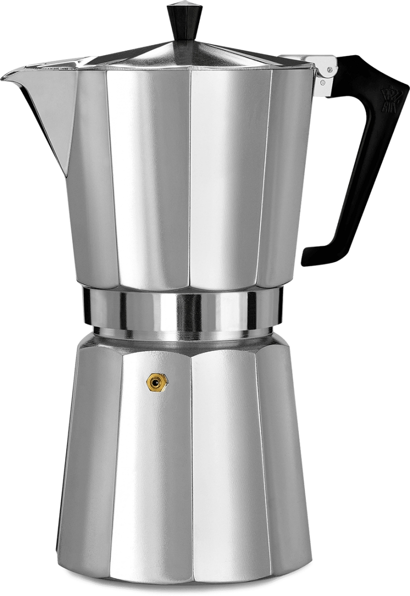 Pezzetti hliníkový kávovar Italexpress, 3 šálky