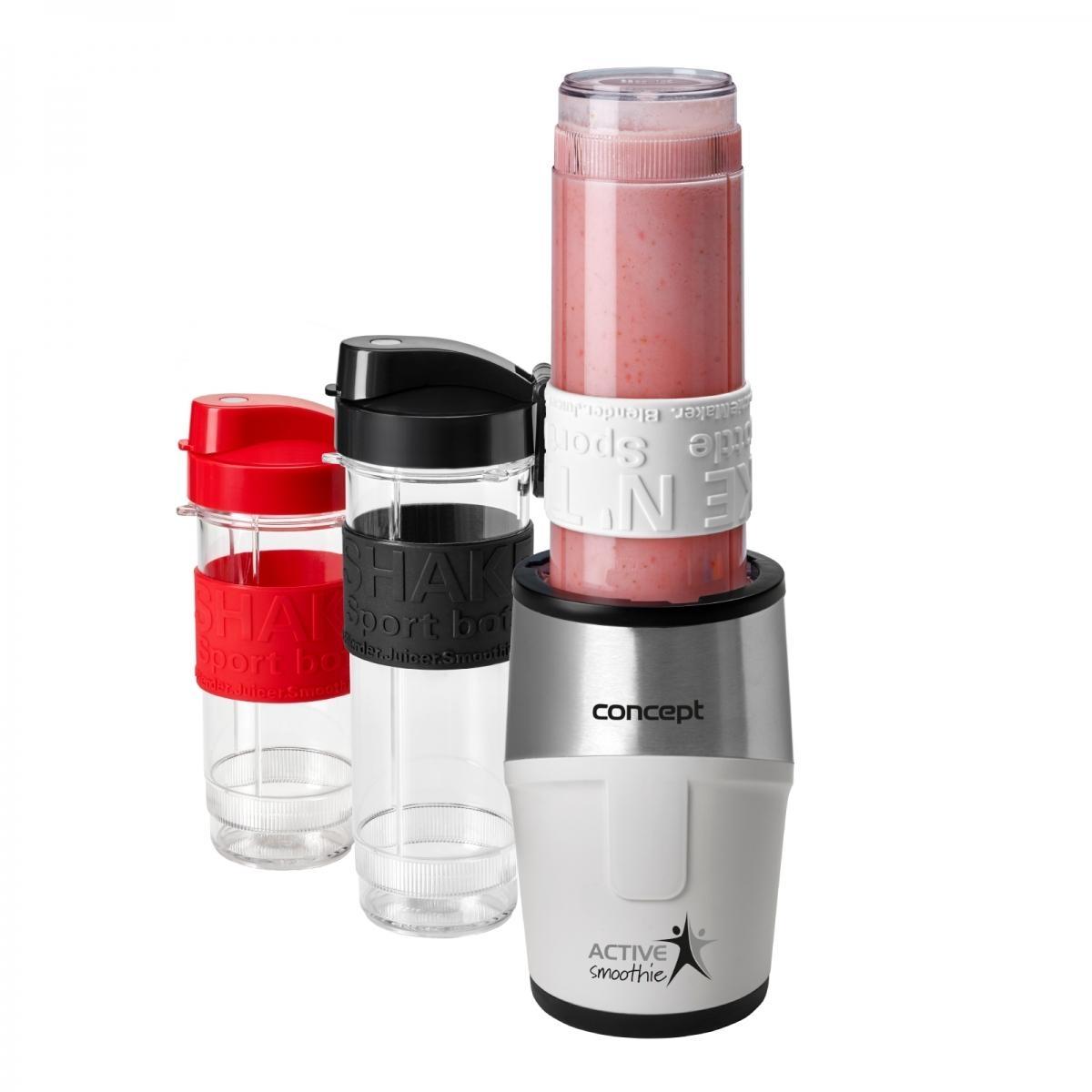 Stolní mixér Concept SM3380 smoothie maker, 500 W - bílý