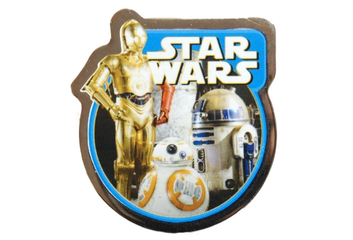 Jibbitz odznáček na obuv Crocs Star Wars Light Side Badge