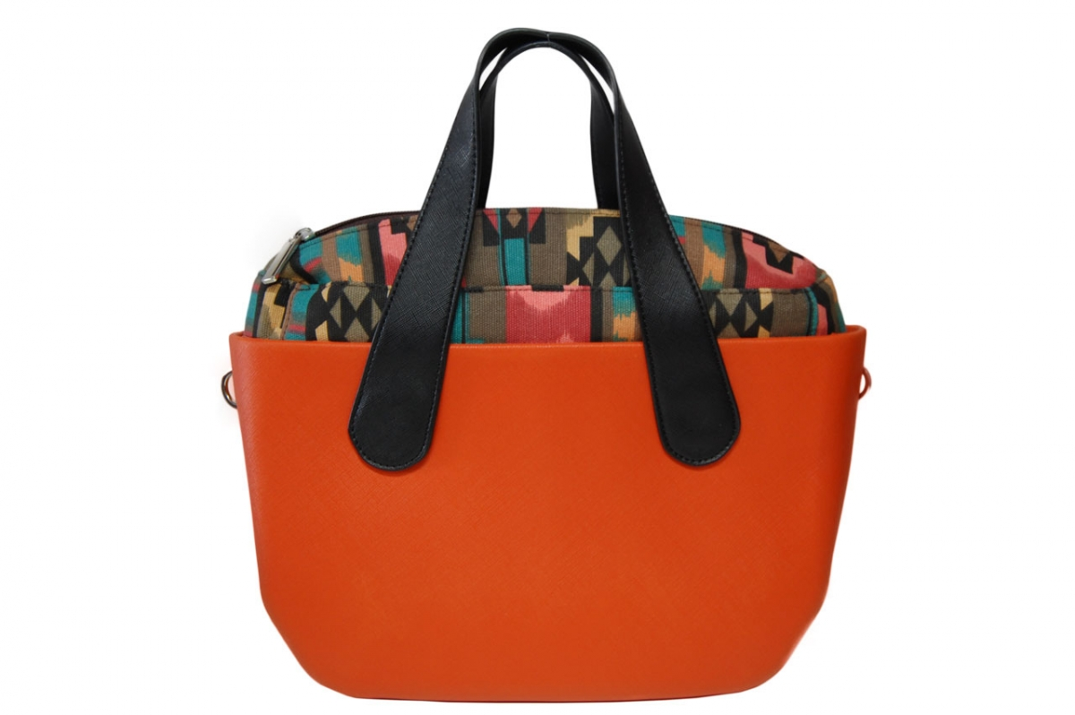 Pelt Pimp+ Medium kabelka, oranžová