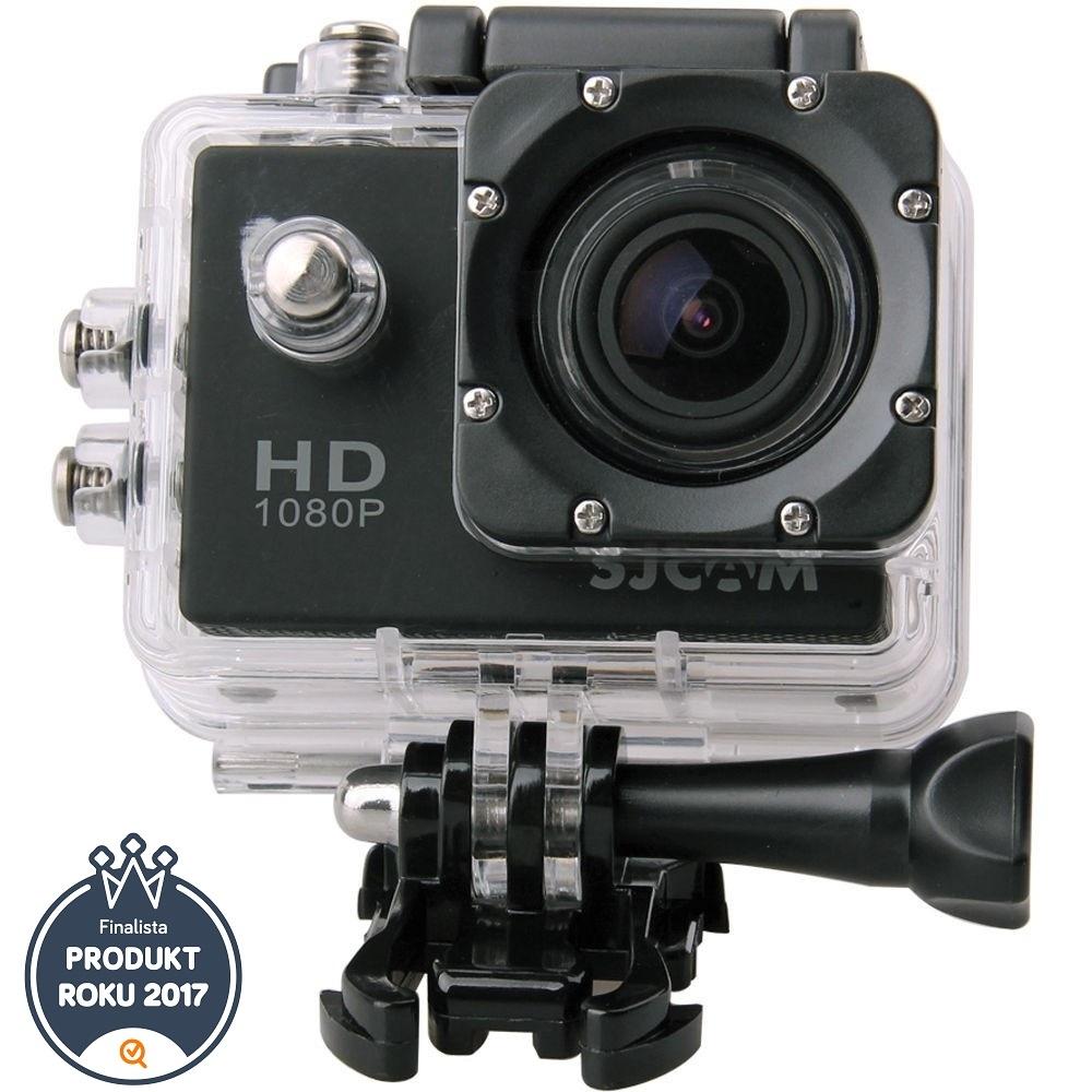 Akční kamera SJCAM SJ4000 - černá