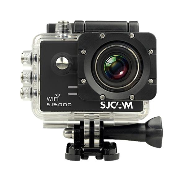 Akční kamera SJCAM SJ5000 WiFi - černá