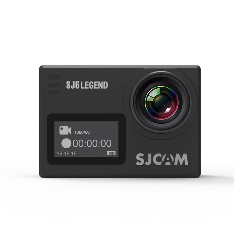 4K akční kamera SJCAM SJ6 Legend - černá
