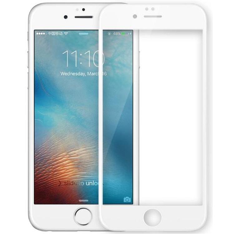 Tvrzené Sklo Nillkin 3D AP+ PRO White pro iPhone 6/6S