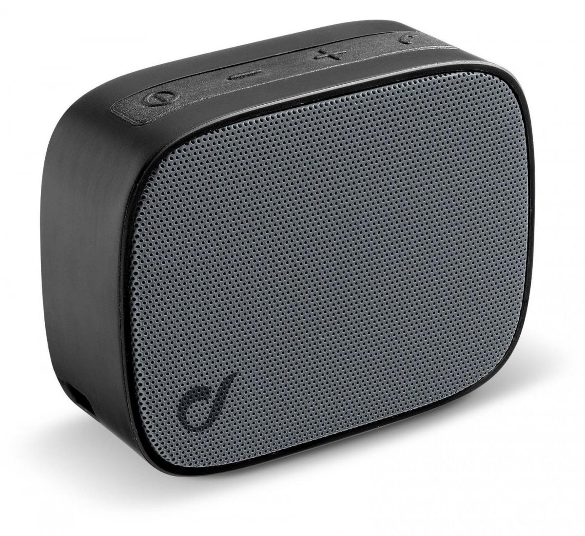 Bezdrátový reproduktor CellularLine Audio Fizzy - černý BTSPKFIZZYK