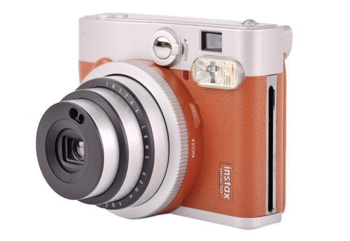 Fotoaparát Fujifilm Instax Mini 90 Instant Camera NC EX D Brown 16423981