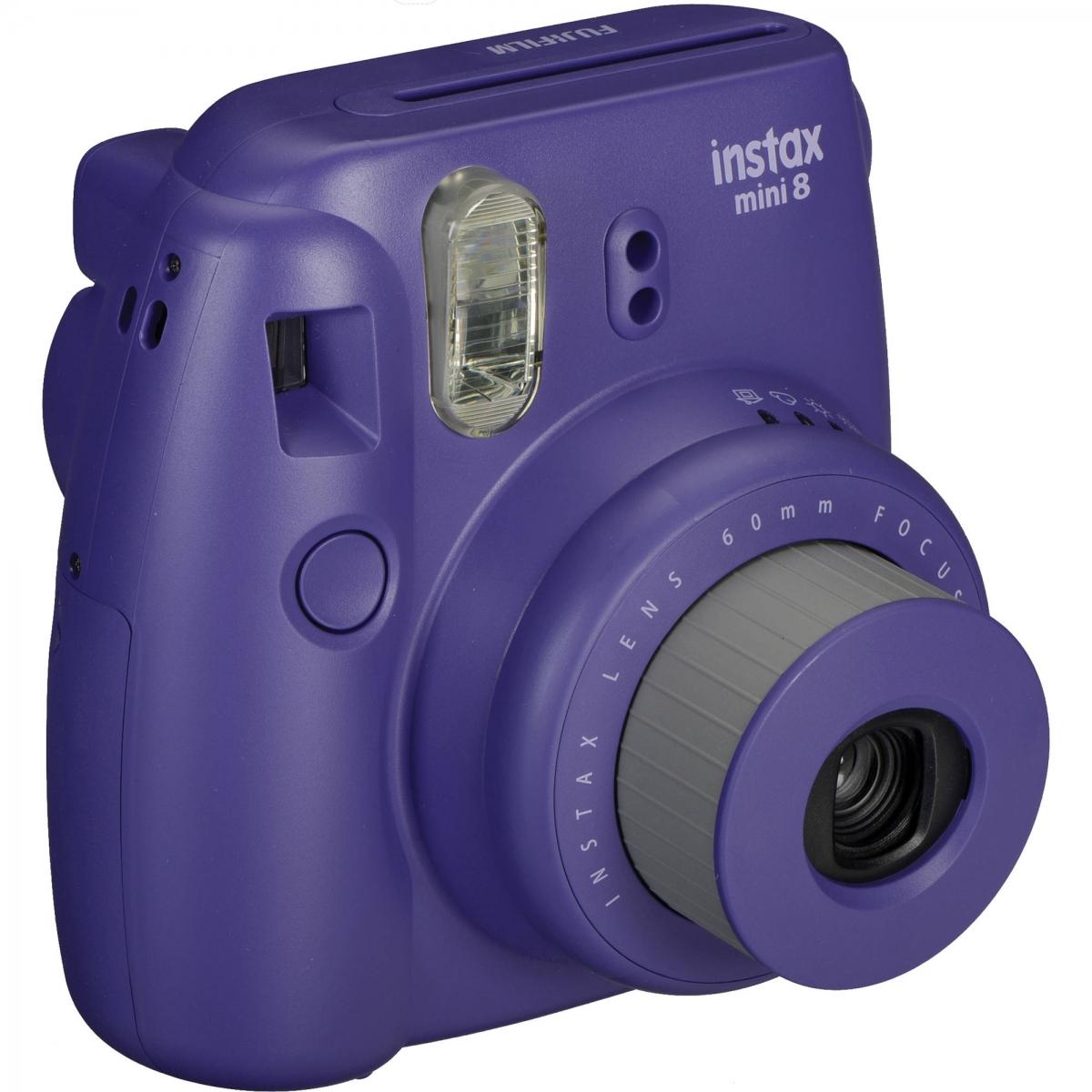 Fotoaparát Fujifilm Instax Mini 8S Instant Camera Grape 16443840