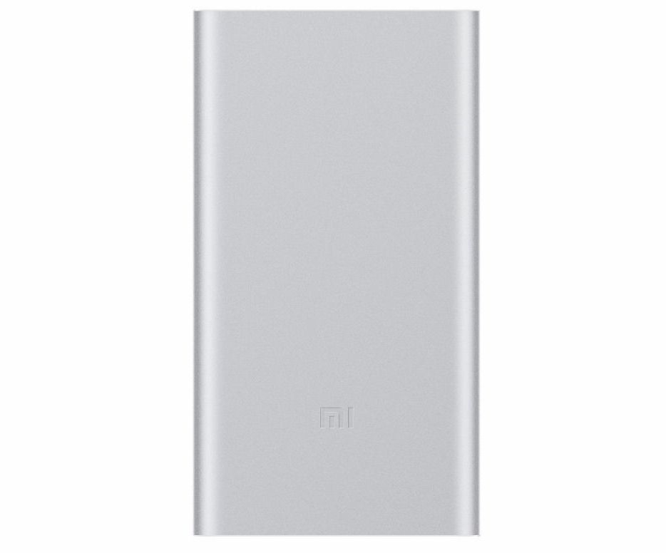 Xiaomi Mi Power Bank 2 10000 mAh - stříbrná