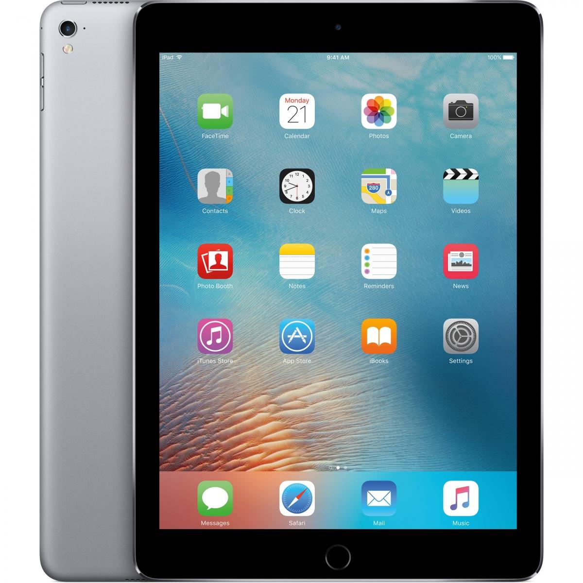 """Apple iPad Pro 9.7"""" Cellular, 128GB - vesmírně šedý MLQ32FD/A"""