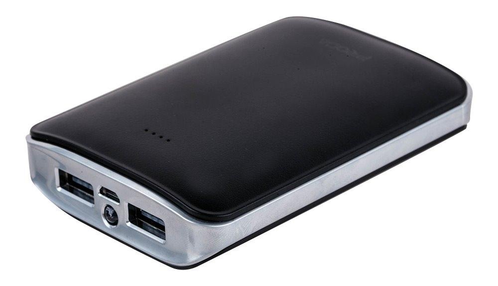 Powerbanka Remax Mink PPL-22, 10000mAh, 2x USB - černá