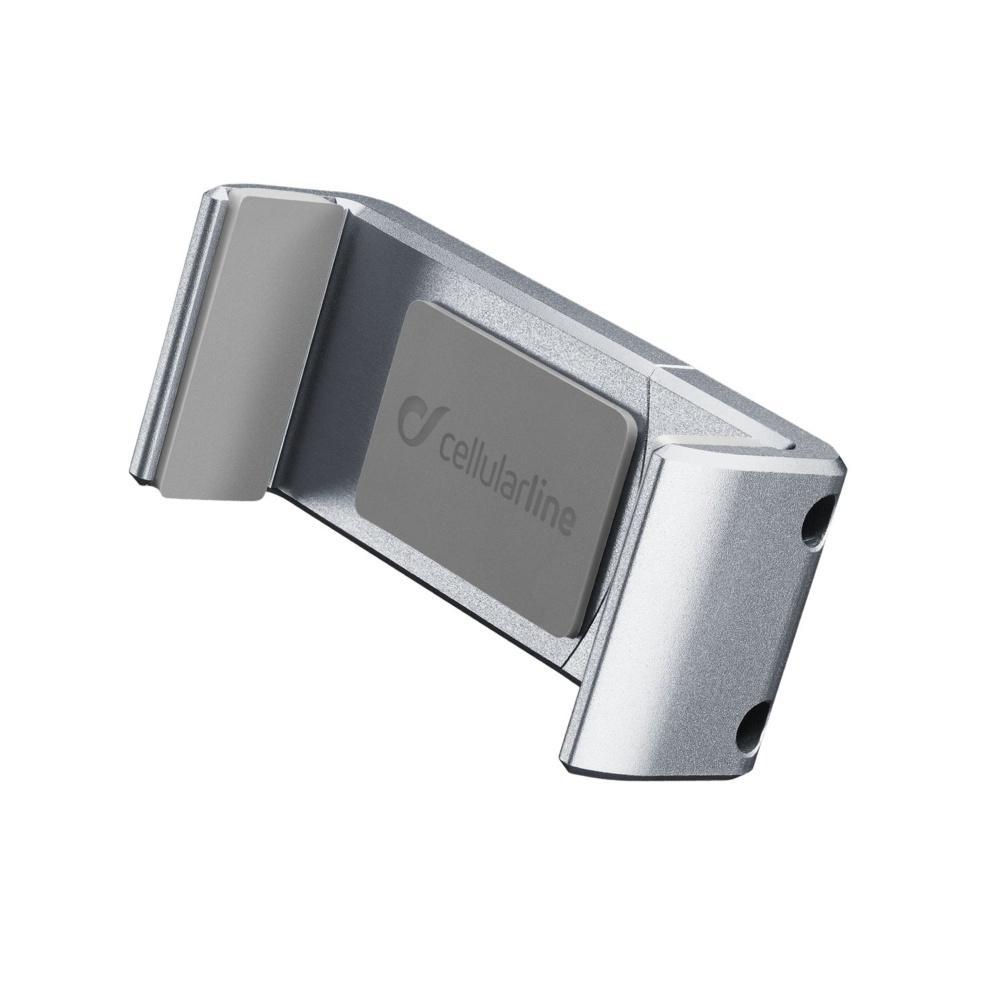 Univerzální držák CELLULARLINE HANDY DRIVE PRO, stříbrný HANDYDRIVEPROS